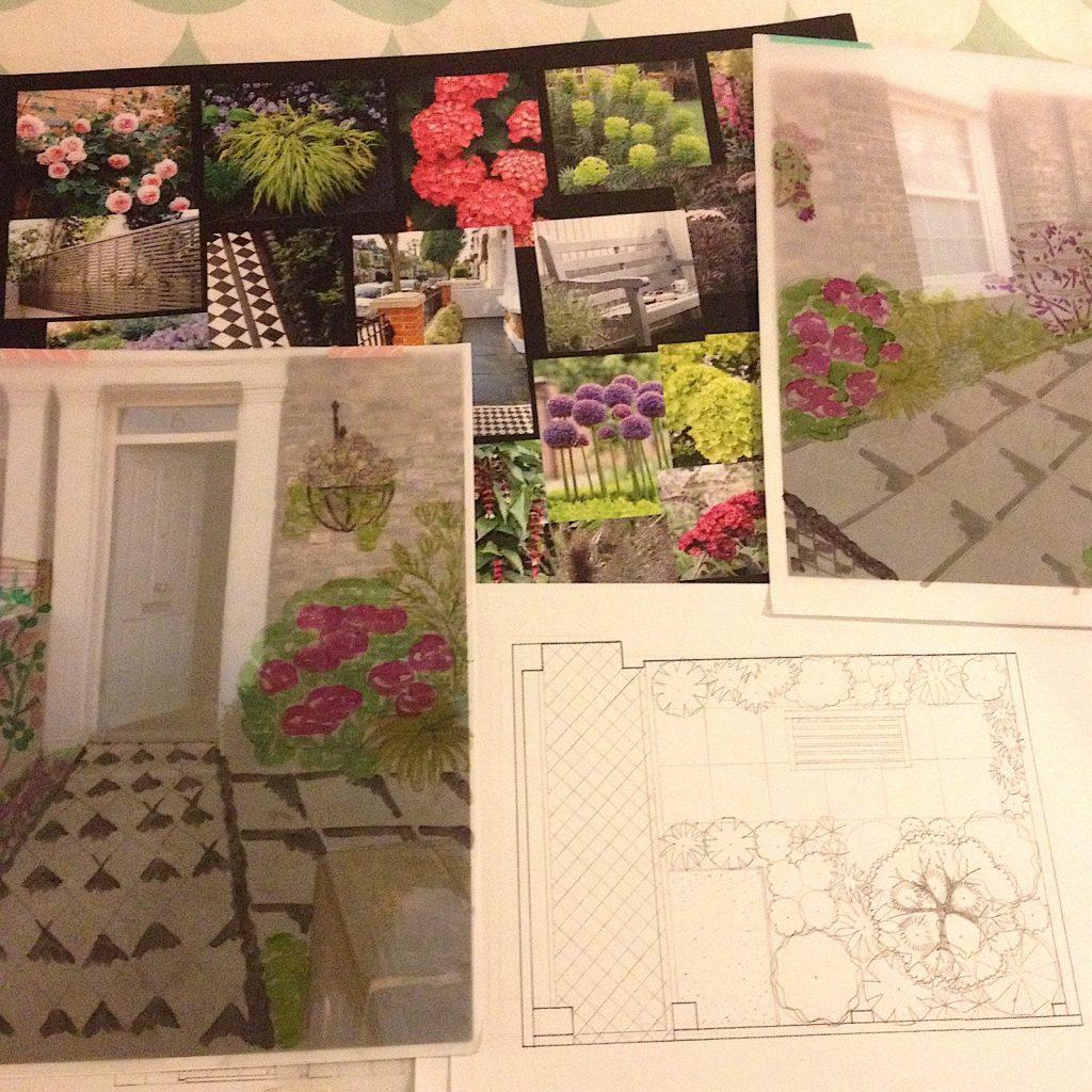 front-garden-concept