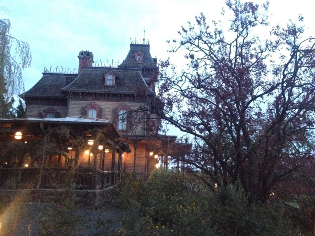 Disney Haunted House