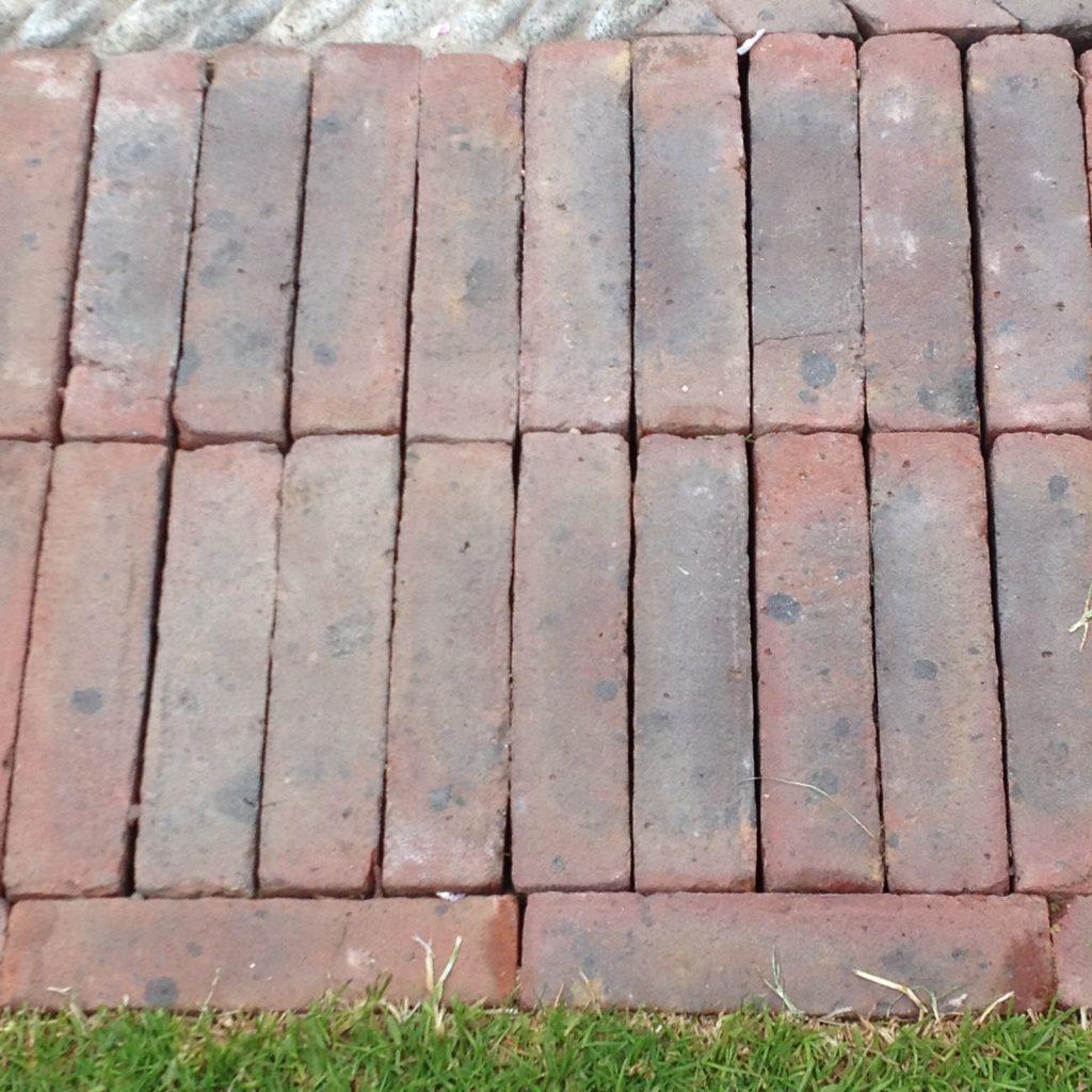 Chelsea brick path