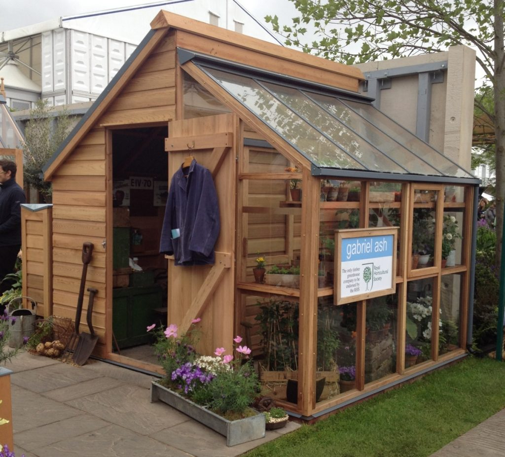 Chelsea dream shed
