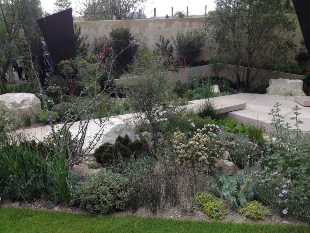 Telegraph Garden