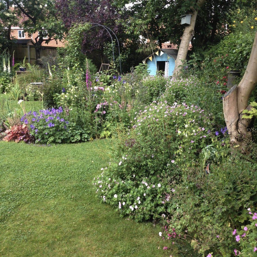 Open garden 1